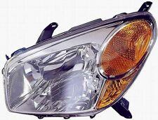 2004-2005 Toyota Rav4 New Left/Driver Side Headlight Assembly