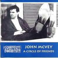 (CD) John McVey - A Circle of Friends (1996)