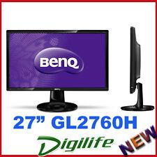 "BENQ GL2760H 27"" Full HD LED, 2ms 1920x1080,  VGA/DVI/HDMI, VESA Monitor"