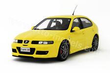 1/18 Otto-models Otto Mobile ot566 seat Leon Cupra R amarillo novedad 2014