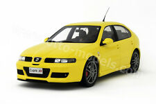 1/18 OTTO-MODELS OTTOMOBILE ot566 SEAT LEON CUPRA R jaune nouveauté 2014