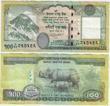 "NEPAL 100 RUPEE ""Featuring LUMBINI - Birth place of Lord Buddha""~Circulated/VF++"