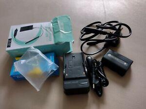 Battery Charger for SONY DCR-DVD91E DCR-DVD101E DCR-DVD201E Handycam Camcorder