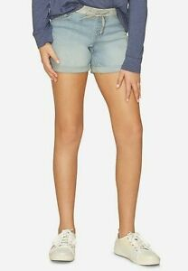 Justice Girls Knit Waist Midi Shorts - New with Tags