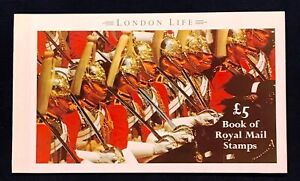 Great Britain Prestige Booklet DX11 1990 London Life