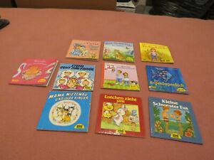 10x Pixi Bücher SET T★Gemischt★Minibücher★Bücher★Büchlein★Schultüte★Erstes Lesen