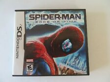 Nintendo DS Game Cartridge Spider Man Edge of Time  #1563