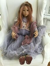 Annette Himstedt Atlantis Limited Edition Doll Tulani 2006 W/ Box