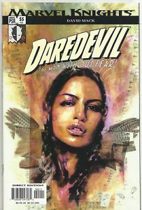 DAREDEVIL #55 NM Echo Cover HIGH GRADE KEY MARVEL KNIGHTS 02/2004