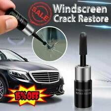 Automotive Glass Nano Repair Fluid Car Windshield Windscreen Chip Crack Tool