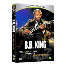 B.B.KING - The Jazz Channel Presents, Best of The Best DVD (*NEW *All Region)