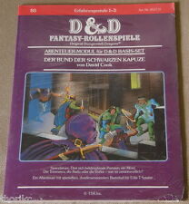 D&D - B6 THE VEILED SOCIETY (GERMAN EDITION) SW - SEALED - TSR-DUNGEONS&DRAGONS