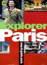 Paris (AA Explorer)-Fiona Dunlop, E.J.H. Morris, Elisabeth Morris
