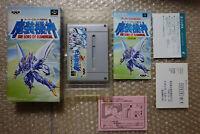 Masou Kishin The Lord of Elemental + Registration Nintendo Super Famicom Japan