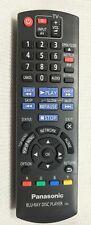 GENUINE PANASONIC N2QAYB000956 IR6 Blu-Ray Player Remote Control DMPBD81 DMPBD91