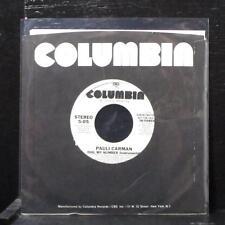 "Pauli Carman - Dial My Number 7"" Mint- Promo Vinyl 45 Columbia 38-05865 USA"