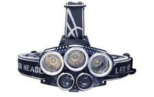 LED Headlamp T6 Q5 Headlight 15000lm Camp Hike Light Fishing Outdoor USA SELLER!
