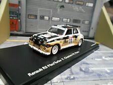 RENAULT 5 Turbo R5 Maxi Rallye Gr.B 1985 #11 Chatriot Diac TdC Schuco PRO 1:43
