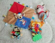 TAGGIES AND SKIP HOP BABY INFANT TOYS LOVEY