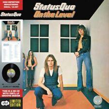 CD de musique rock édition Status Quo