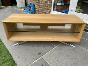 Techlink Arena Wood TV Stand
