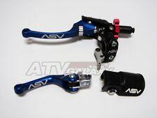 Asv C6 Blue pro Pack Brems- & Kupplungshebel Honda Crf450r Crf 450r 2007 2008