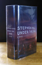 UNDER THE DOME (2009) STEPHEN KING, SIGNED, FINE HARDCOVER IN WRAP-AROUND DJ