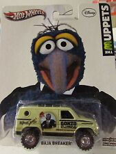 Hot Wheels Real Riders Disney The Muppets Baja Breaker The Great Gonzo