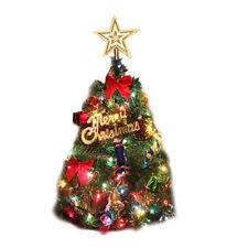 Künstliche Weihnachtsbaum LED Multicolor Leuchtet Ferien Fensterdekorationen DE