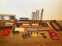 Playmobil Victorian Mansion 5300 3666 Medieval Lot House Parts Ladder Castle