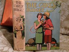 1927  THE GIRLS BUDGET PUBLISHED BY BLACKIE