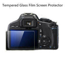 Ultra Clear Tempered Glass Film LCD Screen Guard Protector for Nikon D7100 DSLR