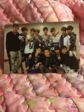 Exo Exo-k Exo-m Mama Group Korean Press Official Photocard Card Kpop K-pop