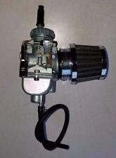 NEW  HONDA 90cc C200 CA200 C CA 200 Carburetor Carb With K&N Style Air Filter