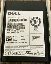 "Dell 960GB SSD SATA 6G 2.5"" SSD 3D6WK MZ7LM960HCHP-000D3 MZ-7LM960A"