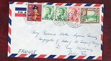 Used Postal History Fijian Stamps (Pre-1967)