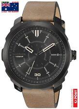 Diesel DZ1788 Men's Machinus Brown Leather Watch