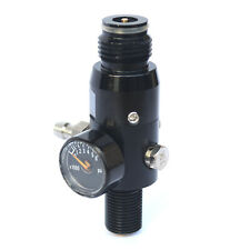 "Paintball 4500psi Air Tank Regulator Output Pressure 2200psi, 5/8""-18Unf, Cga320"