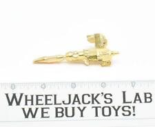 Jazz Gold Reissue Missile & Launcher Hasbro G1 Transformers Action Figure