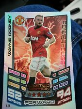 Match Attax 2012/13 - LE1 Wayne Rooney - Man Utd - Limited Edition