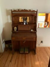 Antique Kimball Chicago pump organ late 1800's original condition, ornate wood