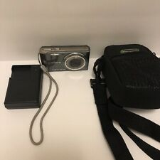 Sony Cyber-shot DSC-W370 14.1MP Digital Camera - Silver