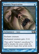 4x MTG: Sensory Deprivation - Blue Common - Magic 2014 - M14 - Magic Card