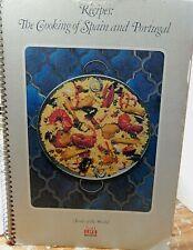 The Kochen Von Spanien Und Portugal Lebensmittel World Time Life Buch 1960 112