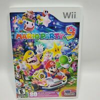 Mario Party 9 (Wii, 2012) Complete w/ Manual & Inserts!! Nintendo! TESTED!!