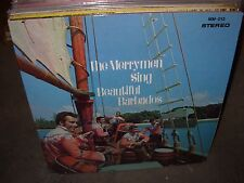 MERRYMEN / EMILE STRAKER beautiful barbados ( calypso ) merry disc - booklet -