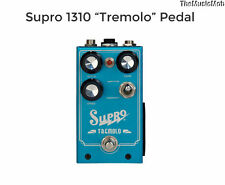 NEW SUPRO TREMOLO GUITAR EFFECTS PEDAL w/ FREE CABLE Free US Shipping