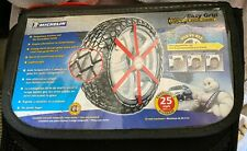 Michelin Easy Grip Composite Tire Chains 205/65-15 215/55-16 225/50-16