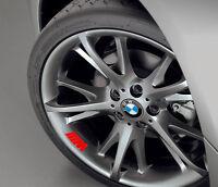 SET DE 5 X M POUR JANTES AUTOCOLLANTS STICKERS 5cmX2cm (RF001)