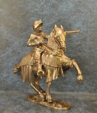 Tin Soldiers * Cavalry * Livonian heavily armed rider, 16th century * 54 mm